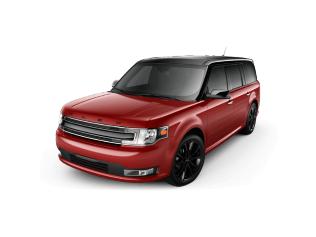 2018 Ford Flex SEL SEL FWD for sale in West Covina, CA